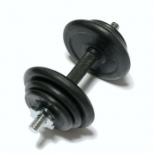 Гантель наборная FIT LOGIC 10-32 кг. DB-6031-10