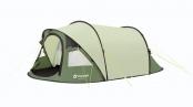 Палатка туристическая Outwell FUSION 400 + матрас 2-х местный в подарок