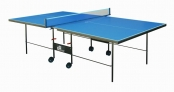 Теннисный стол для закрытых помещений Gk-3 + 2 ракетки в подарок