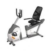 Горизонтальный велотренажер Bremshey Cardio Control