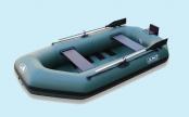 Лодка надувная гребная Fisher 250 М