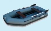 Лодка надувная гребная Fisher 250В