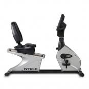 Профессиональный горизонтальный велотренажер True CS800R 2W