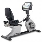 Профессиональный горизонтальный велотренажер True CS800R 15T