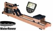 Гребной тренажер WATERROWER Oxbridge с дисплеем