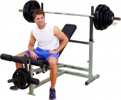 Универсальная скамья для жима Body Solid GDIB-46L