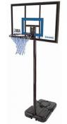 "Баскетбольная стойка Spalding NBA Gold Highlight 42"" Rectangle Acrylic 77455CN"
