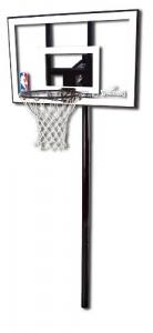 Баскетбольная стойка 88596CN Spalding Silver 44