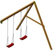 Подвесные качели Weider Toys ECO Swing Module