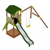 Детский игровой комплекс Wendi Toys KATRINA Meadow