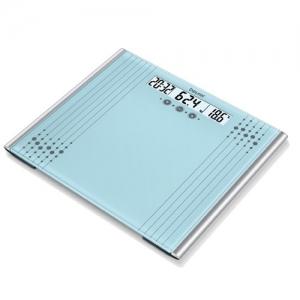Весы напольные стеклянные BEURER GS 320